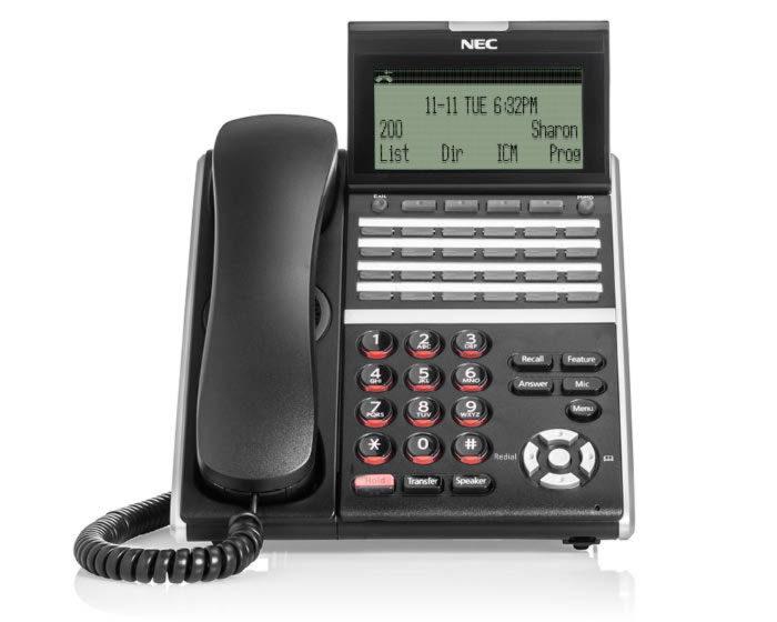 Toestelboekje telefoontoestellen DT300, DT400, DT700, DT800-reeks